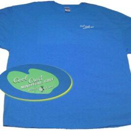 Cool Crest Adult T-Shirts