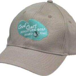 Cool Crest Golf Cap