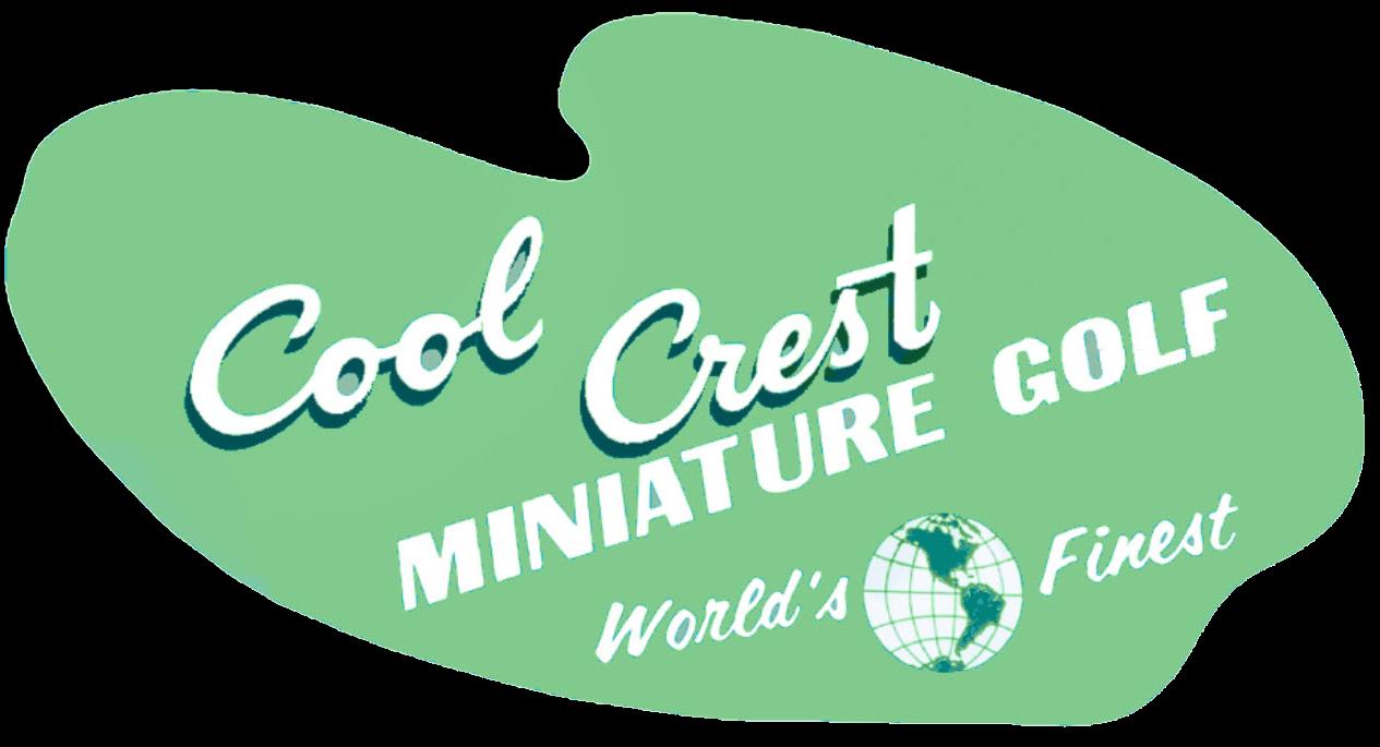 Cool Crest Miniature Golf and the Metzger Biergarten